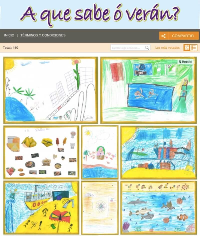 galeria de concurso dibujos