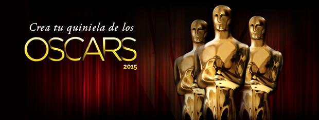 Crea tu quiniela de los Oscar - Easypromos