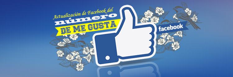 Actualizacion Facebook Me Gusta