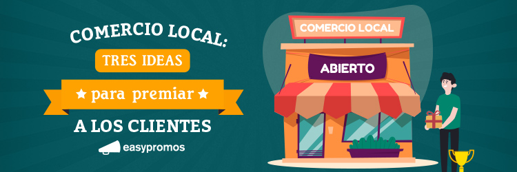 premiar clientes comercio local