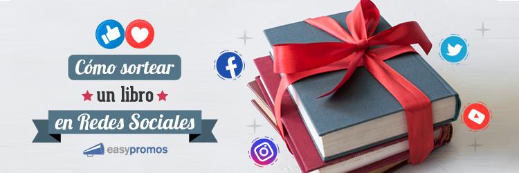 como sortear un libro en redes sociales
