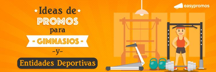 promociones para gimnasios