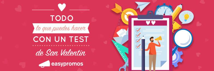 test de San Valentín