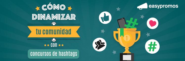 Concursos de Hashtags