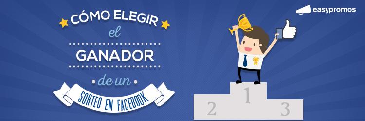 elegir el ganador de un sorteo en Facebook