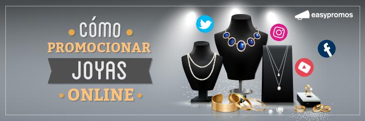 como promocionar joyas online