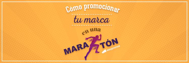 promocionar tu marca en una maraton