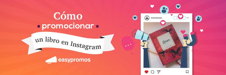 promocionar un libro en Instagram