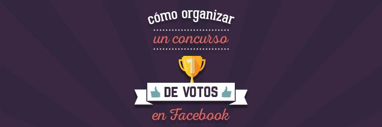 organizar concurso votos Facebook