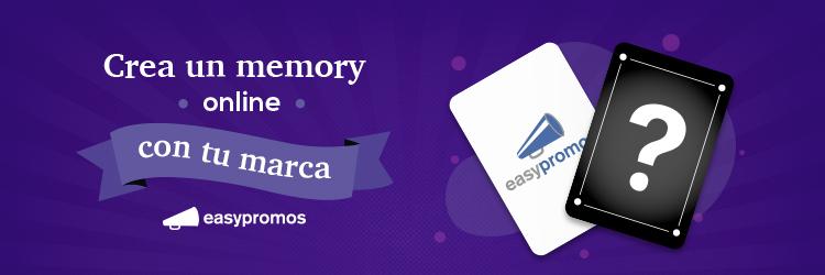 header crea un memory online con tu marca