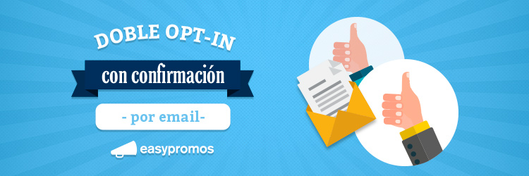 header doble optin confirmacion email