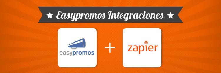 heade easypromos integraciones Zapier