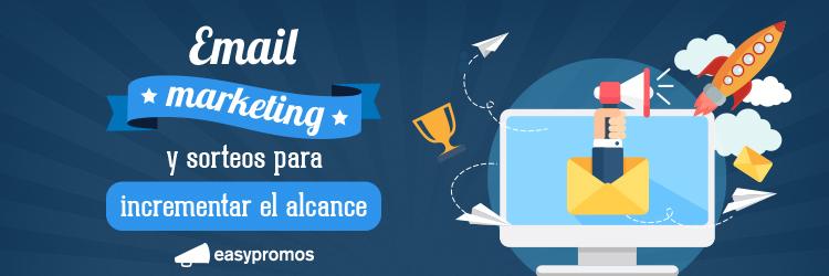 email marketing y los sorteos