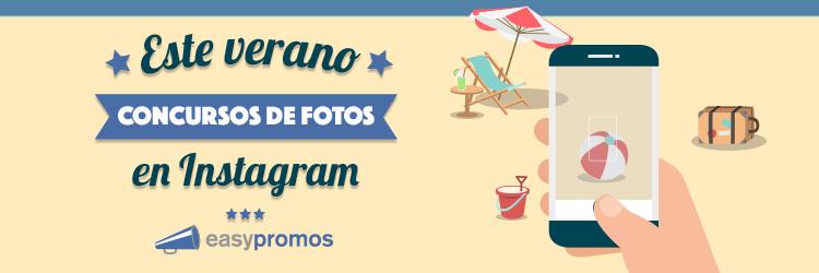 concursos de fotos en Instagram