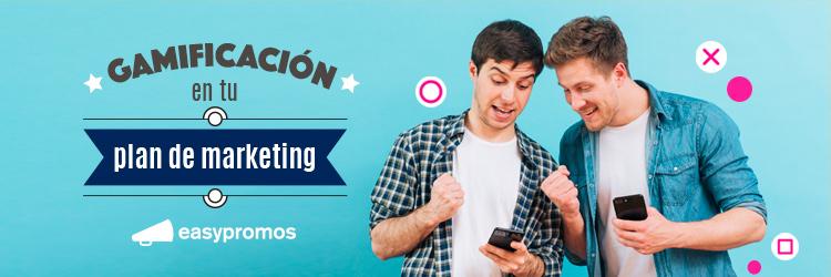 gamificacion plan de marketing