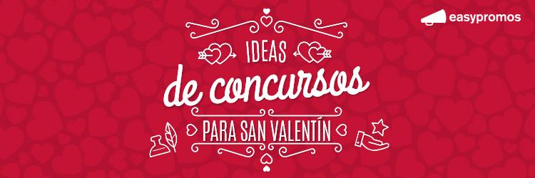 concursos para San Valentín