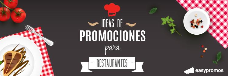 promociones en redes sociales para restaurantes