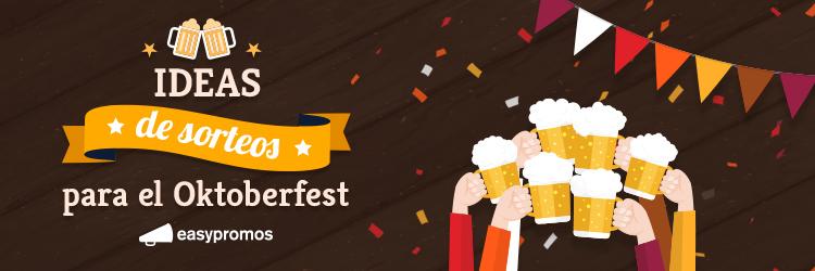 sorteos para el Oktoberfest