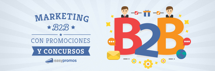 marketing b2b con promociones online