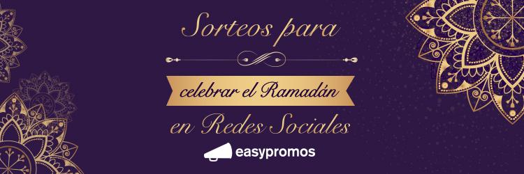 celebrar el Ramadán en redes sociales