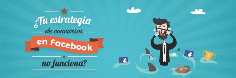 estrategia de concursos en Facebook