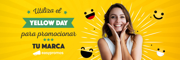 Yellow Day para promocionar tu marca