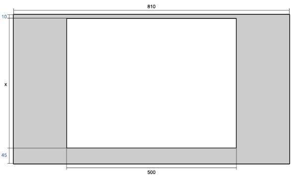 Easypromos backgrounds: dimensiones de la página de pestaña