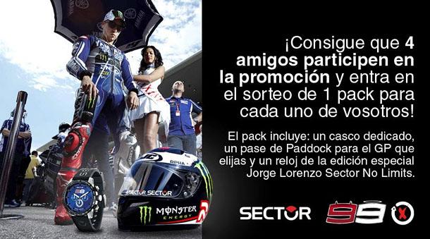 Concurso Facebook Jorge Lorenzo