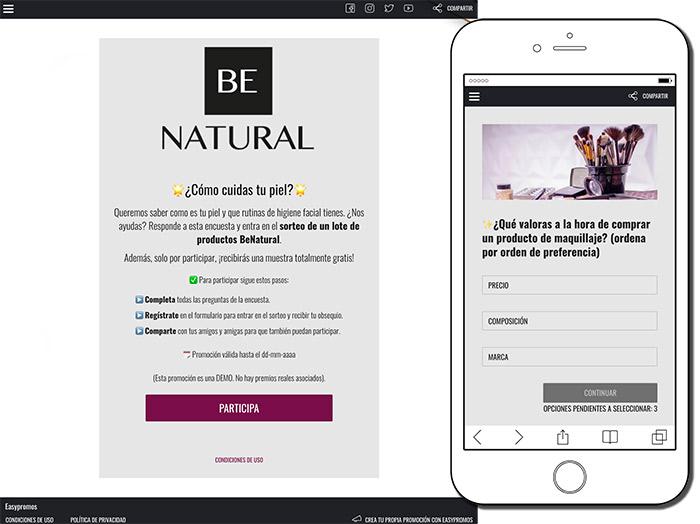 ejemplo de encuesta para marketing relacional