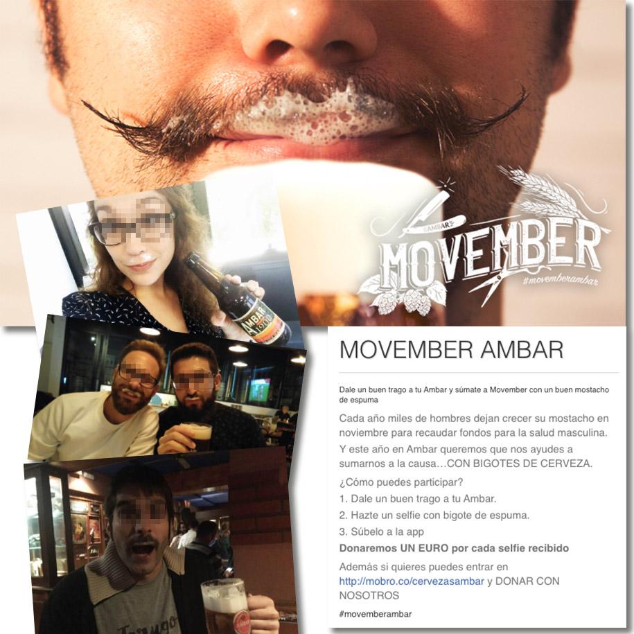 concurso de fotos Movember