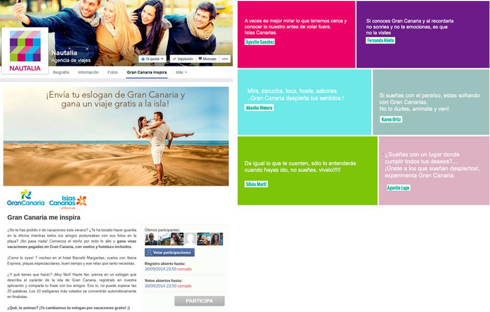 promoción Gran Canaria