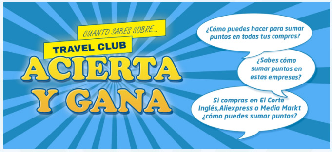 campaña travel club