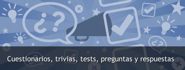 Crea cuestionarios en Facebook con Easypromos