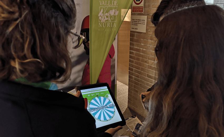 app de ruleta de premios en accion offline