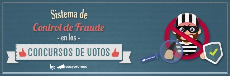 sistema control de fraude en los concursos de votos
