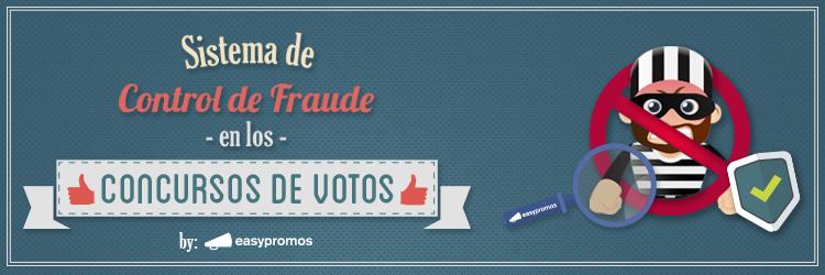 sistema control fraude votos