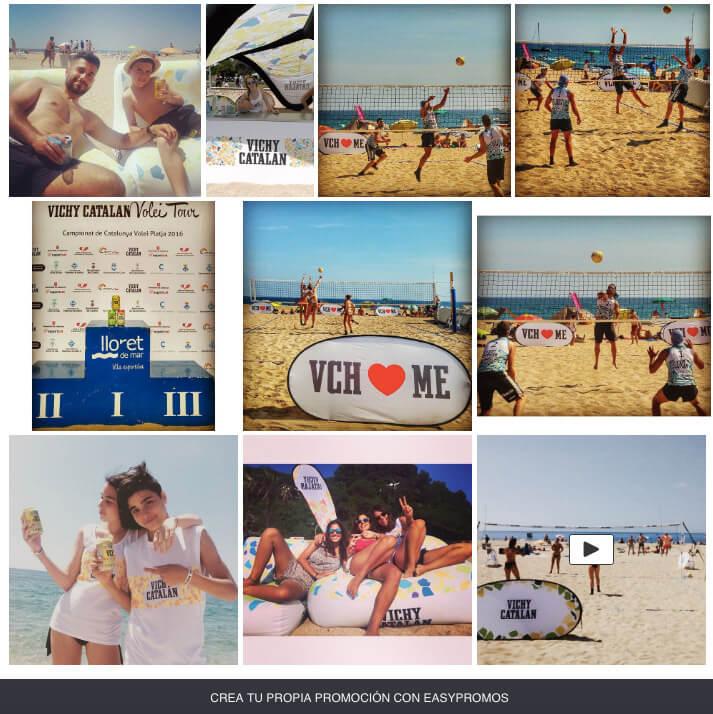 ejemplo concurso de fotos de verano