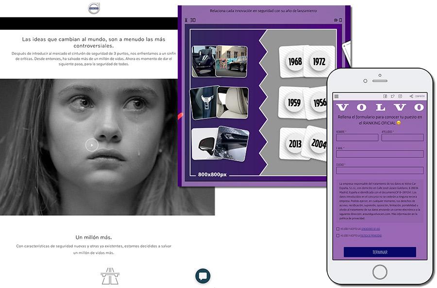 ejemplo de campaña de marketing de contenidos