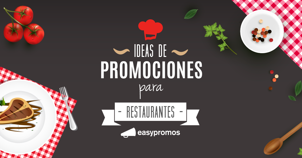 ideas de promociones en redes sociales para restaurantes