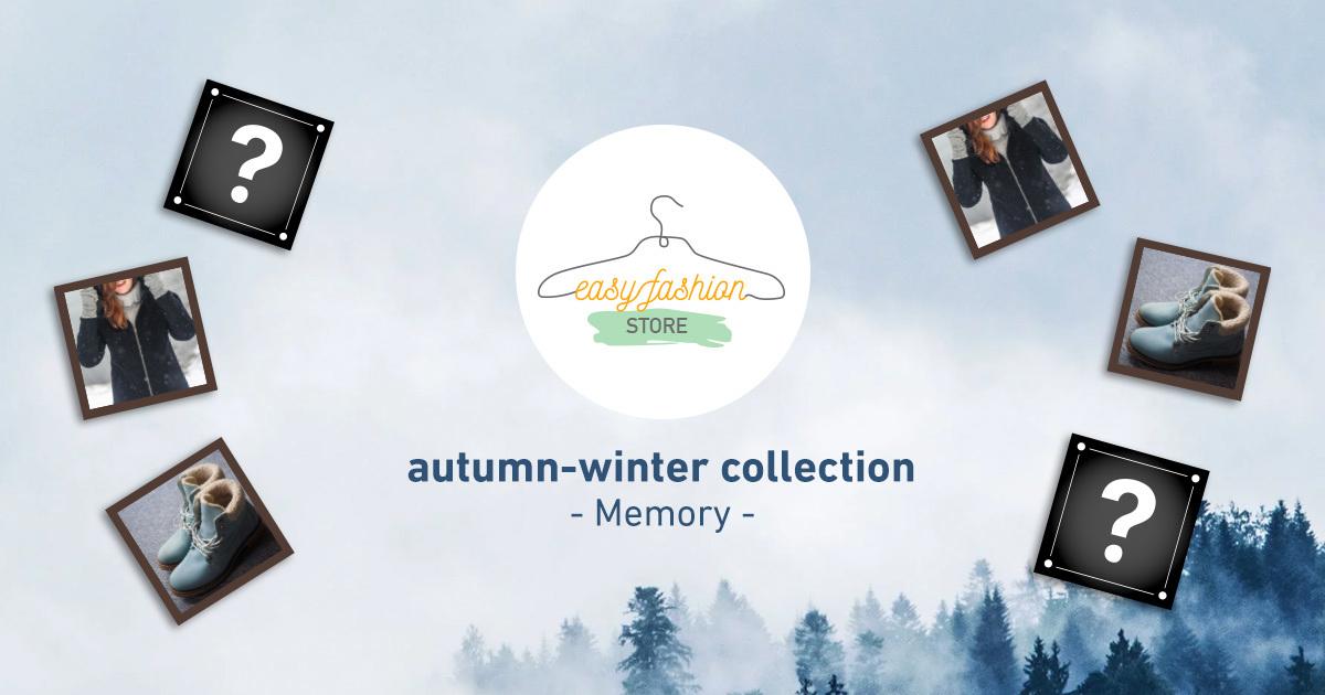 winter memory game