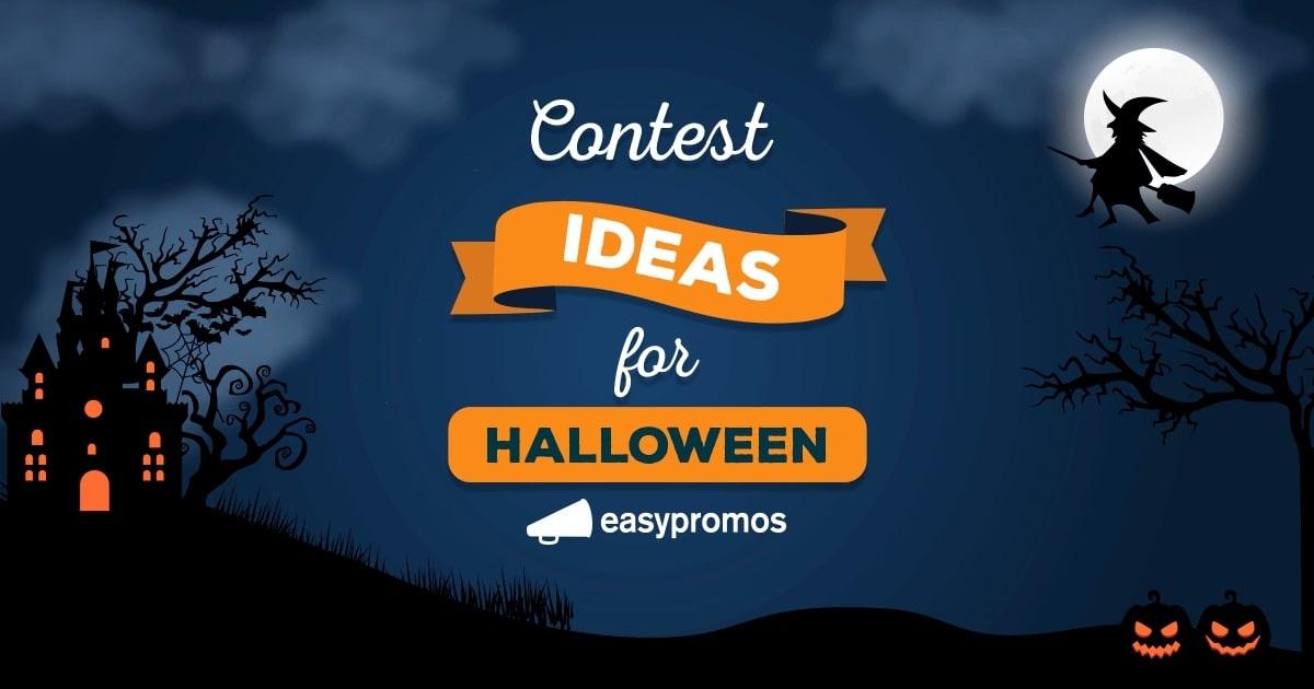 halloween contests