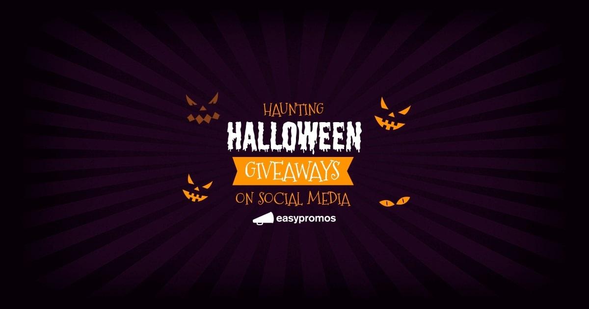 halloween giveaway